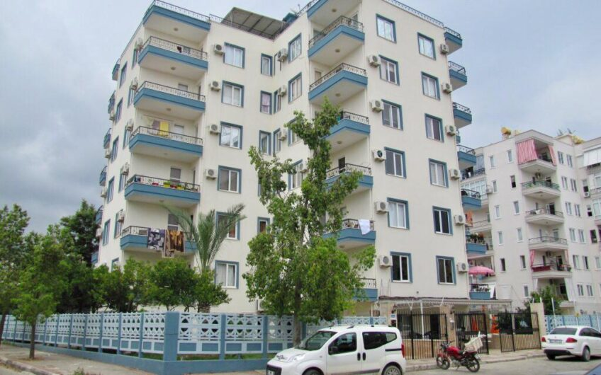 Fully furnished for sale 1+1 in Alanya