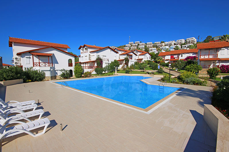 Fully furnished for sale villa in Alanya.Demirtaş
