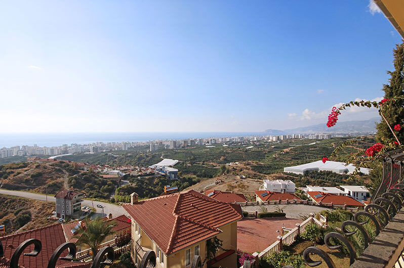 For sale villa in  Kargicak/Alanya