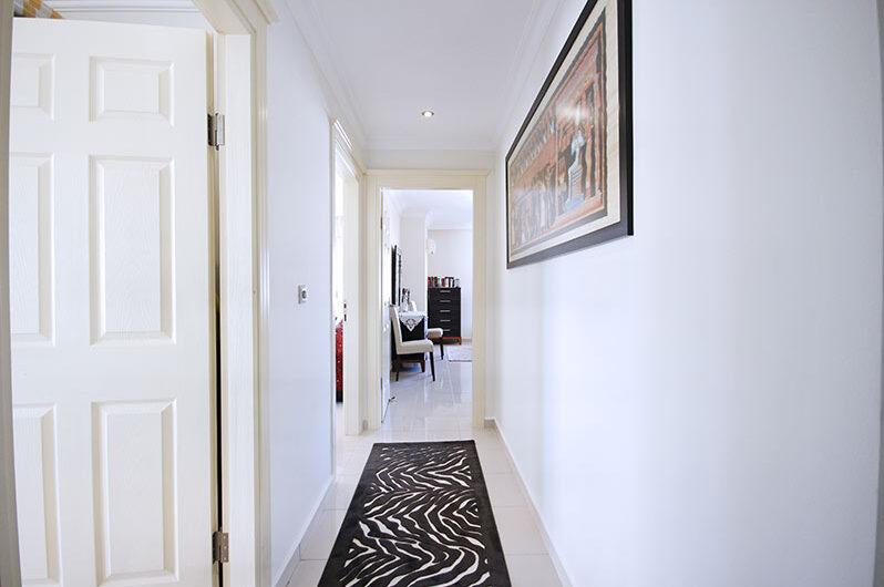 Fully furnished for sale apartment in alanya/mahmutlar