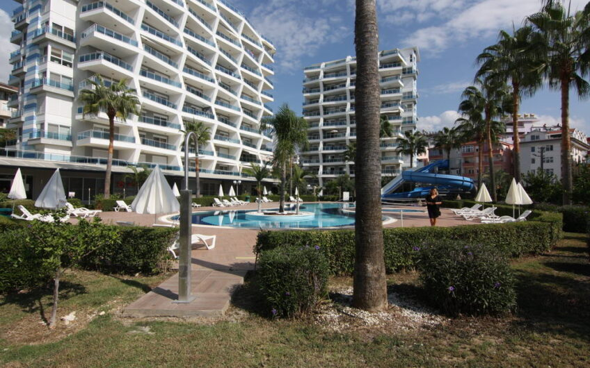 FULLY FURNISHED 1+1 FOR SALE APARTMENT IN ALANYA