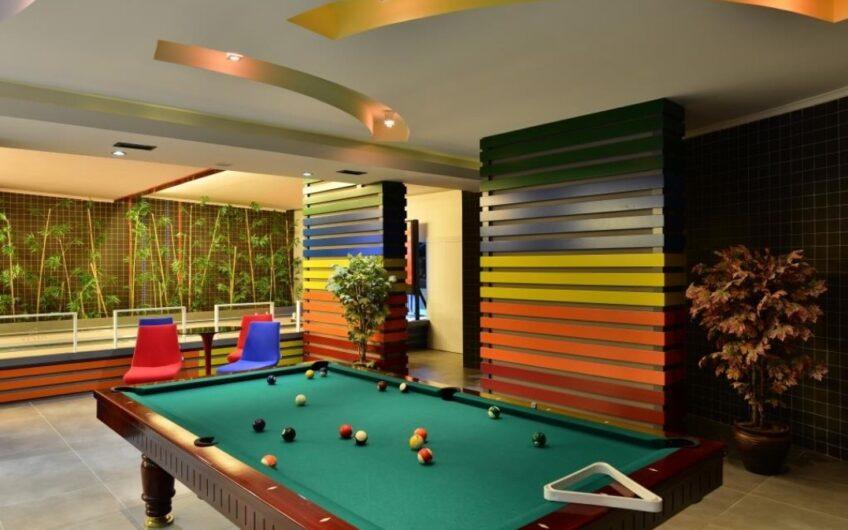 Luxury full furnished apartment in Alanya/Cikcilli