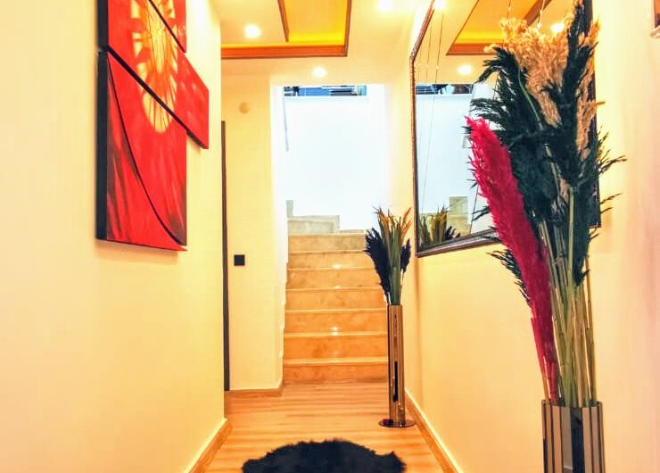 For sale 4+1 pethouses in Alanya/ Tosmur