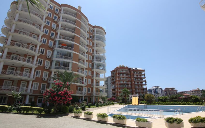 2+1 For sale apartment in Alanya/Tosmur