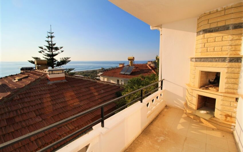 2+1 For sale villa in Alanya/ Demirtaş
