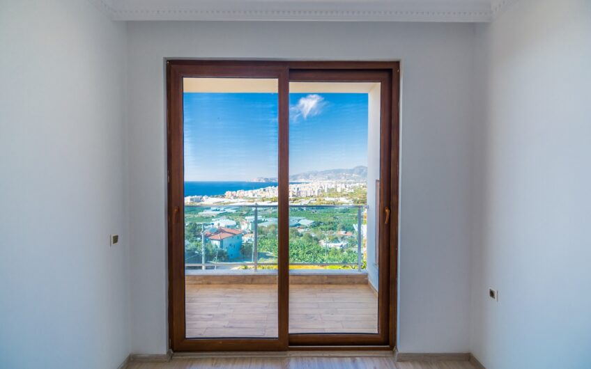 For sale apartments in Alanya/ Kargicak