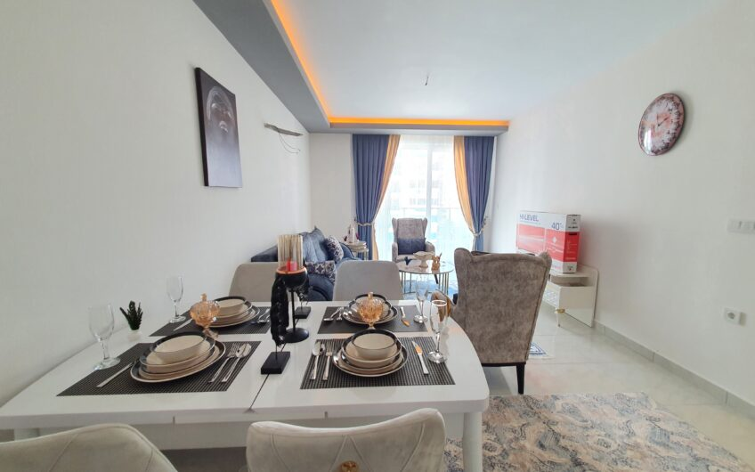 Casa Bianca Residence is a new complex of luxury apartments in the resort town of Mahmutlar near Alanya, 300 m from the sea