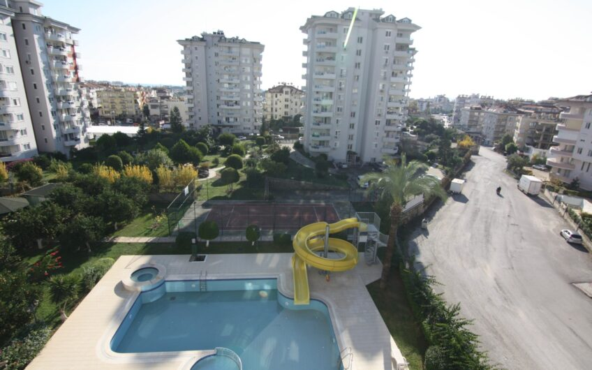 Fully furnished residence for sale in alanya