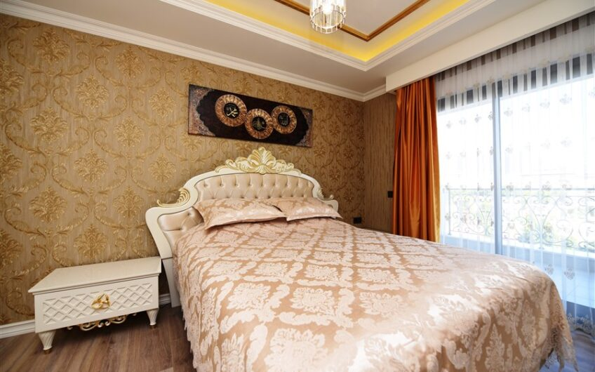 FOR SALE ULTRA LUXURY 1+ 1 2+1 AND 3+ 1 RESİDENCE FLATS İN ALANYA