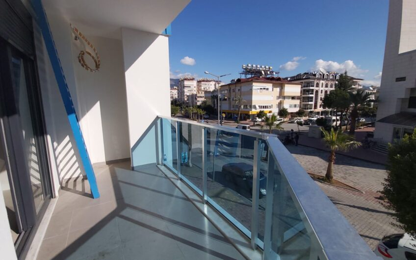 New unfurnished 1 + 1 to the sea 350 m
