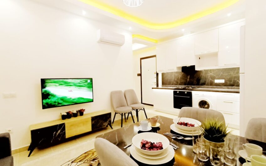 Luxurious new apartment for sale in Mahmutlar/Alanya