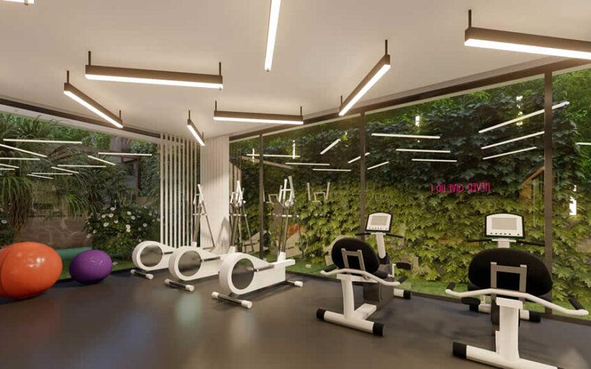1+1 Apartment for sale in luxury complex Alanya/ Mahmutlar