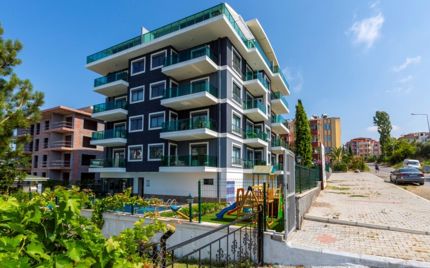 The project is located in the heart of Avsallar city center in Alanya.