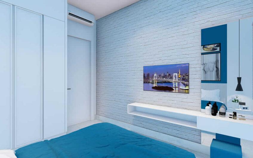 New residence apartments for sale in mahmutlar/alanya