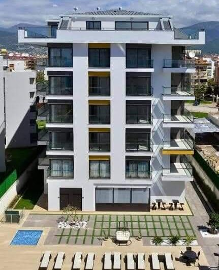 Fully furnished luxury for sale in Alanya/Oba