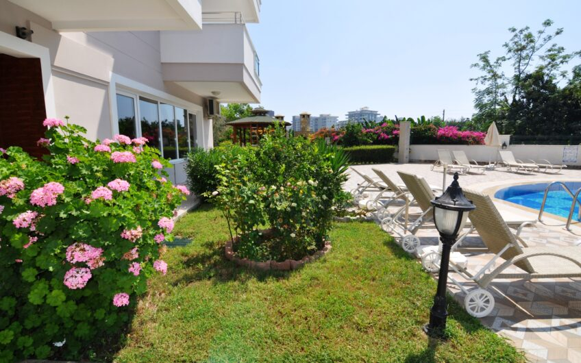 1+1 Apartment for sale in luxury complex Alanya/ Mahmutlar