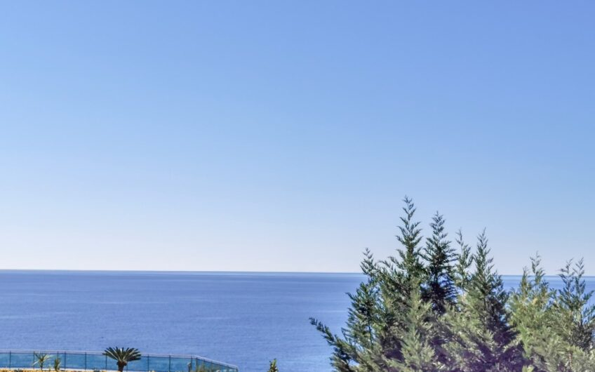 Sea view magnificent Hexa Panora Apartments for sale in Alanya.