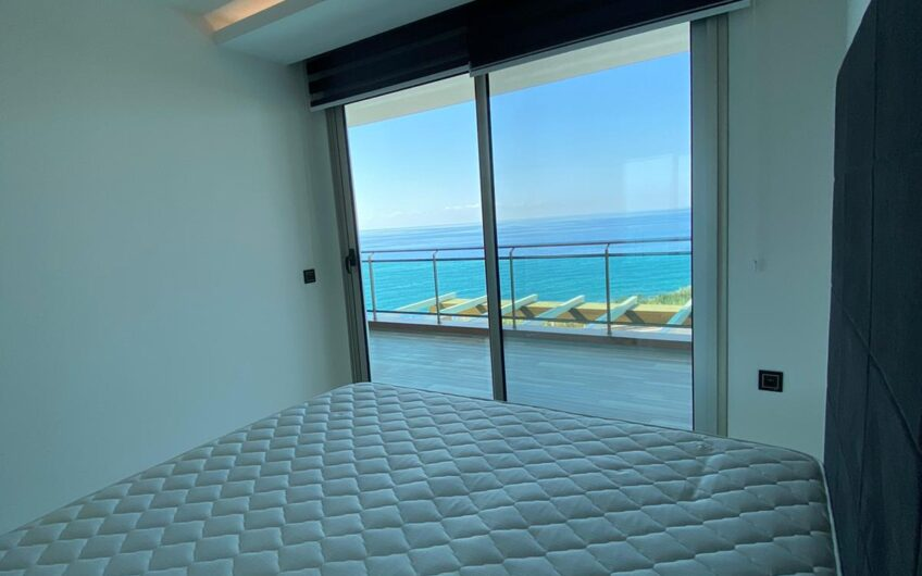 fully furnished luxury complex hexa panora apartment for rent in alanya/kargıcak