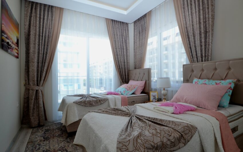 Fully furnished apartment in Kargicak