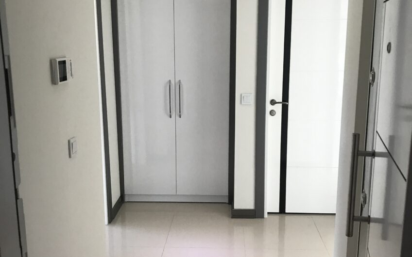 Fully furnished flat for sale apartments in luxury complex alanya/kestel