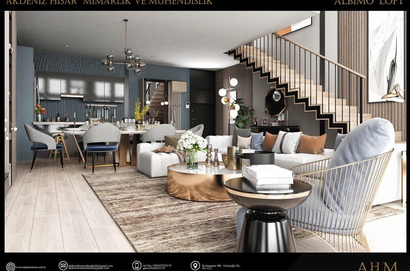 RESIDENCE IN MAHMUTLAR ALREADY READY TO RENT A HOUSE