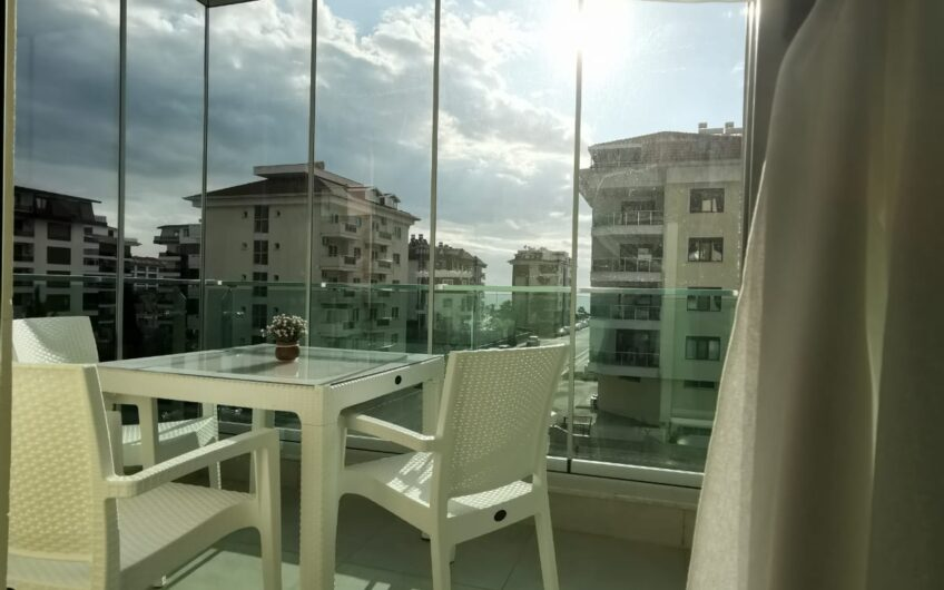 Fully furnished luxury apartment for rent in alanya /kestel