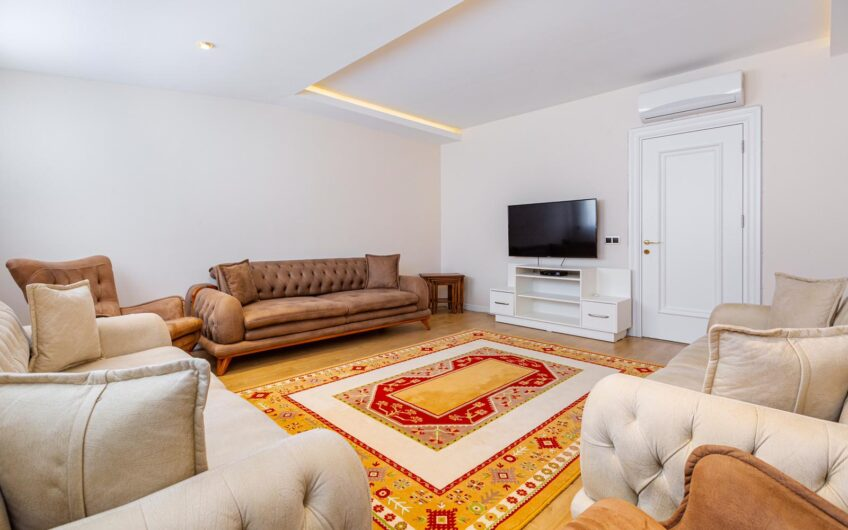Fully furnished central located luxury apartments for sale in Alanya/Oba