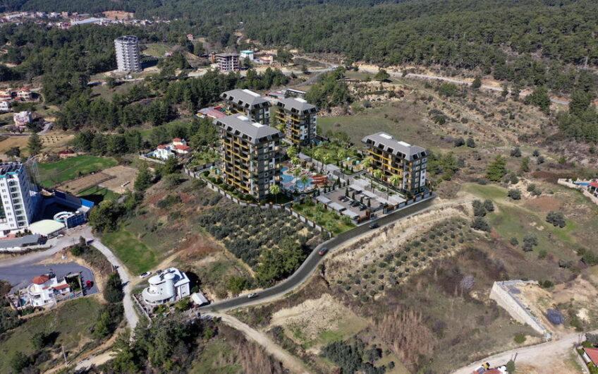 НОВЫЙ ПРОЕКТ  CARSIJА Residence  III  III в  АВСАЛАР