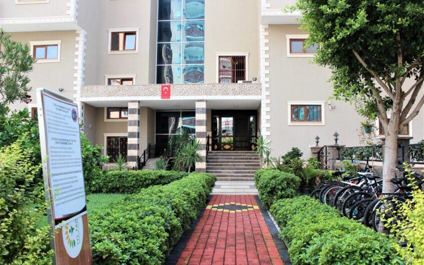 Apartments for sale in luxury complex alanya/mahmutlar