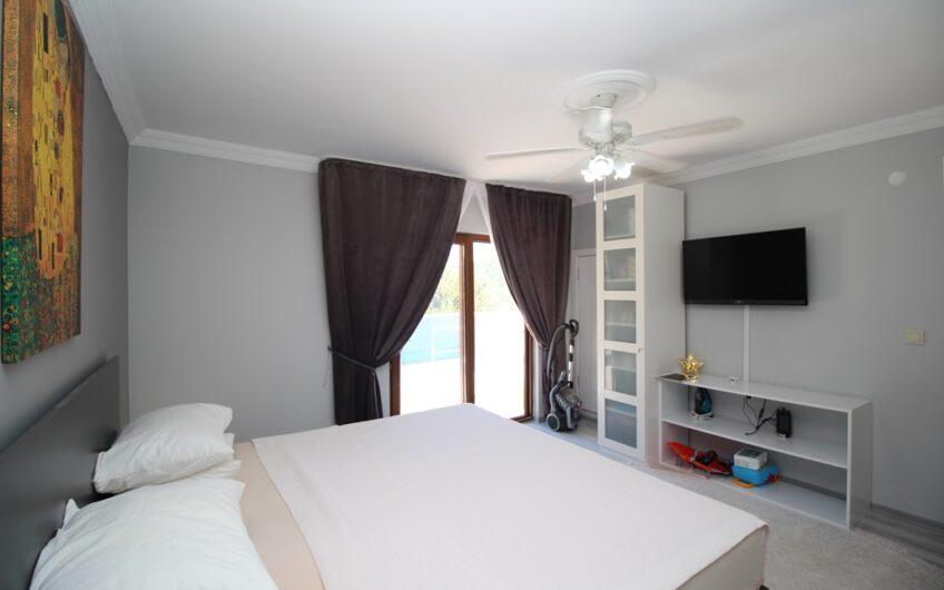 Fully furnished luxury villa for sale in Alanya/Kargıcak