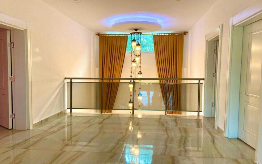 Spacious Detached Villa For Sale in Antalya/Belek