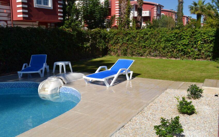 Fully furnished luxury villa for sale in Belek/Antalya