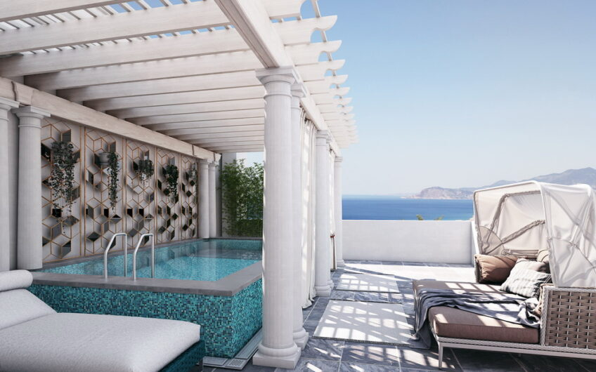 Alfirdaus Residence New Project Apartment, Luxury Homes, Villa For Sale in Alanya