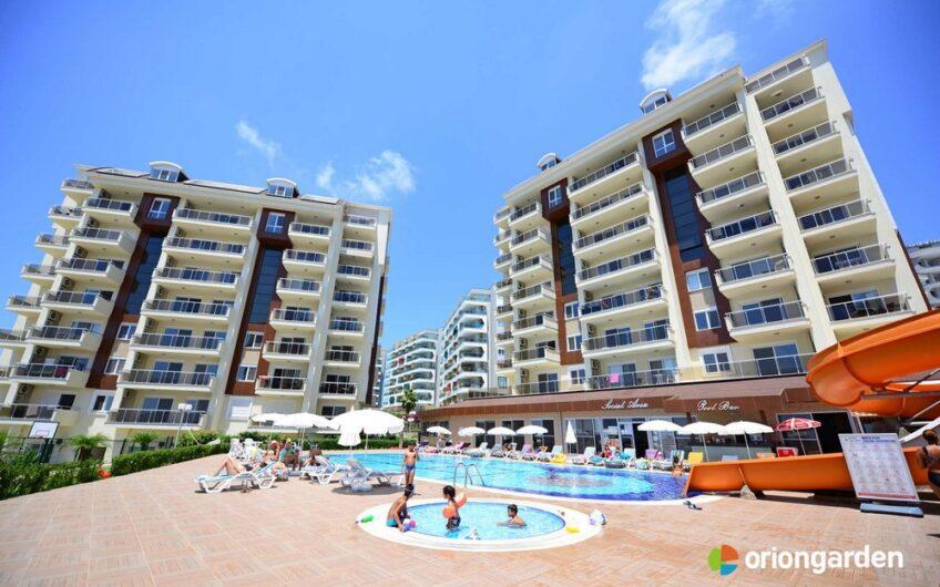 Orion Garden Penthouses For Sale in Alanya/Avsallar