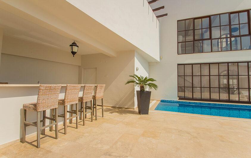 Fully furnished modern luxury villa for sale in alanya/ Bektaş
