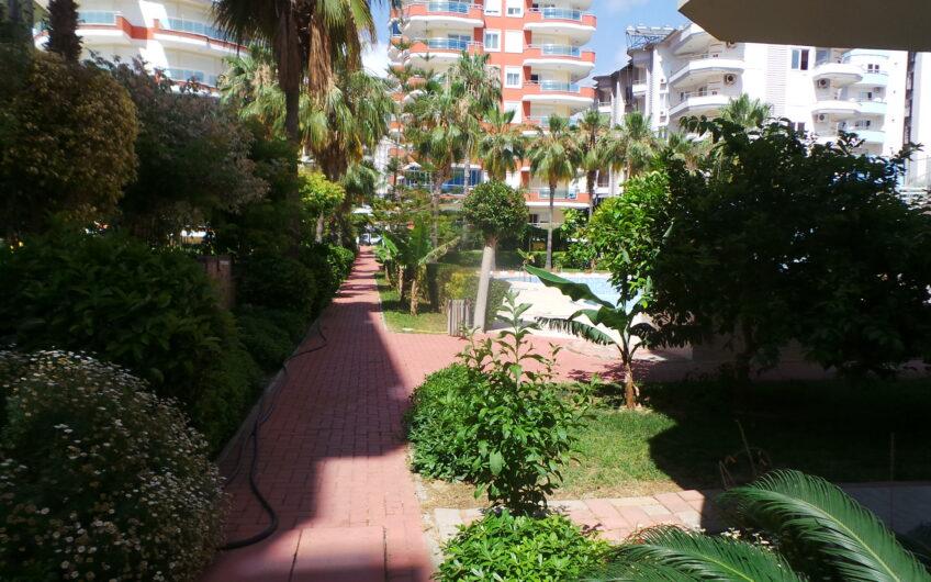 Sea view – 2 bedroom apt – fully furnished -Mahmutlar / Alanya