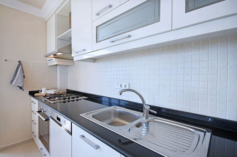 Fully furnished luxury residence apartment for sale in alanya/demirtaş