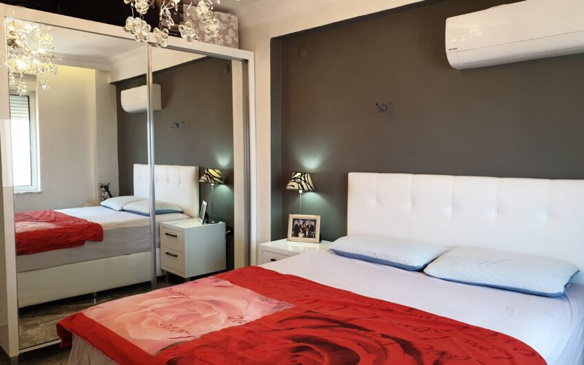 TWO ROOM APARTMENT WITH GOOD REPAIR, PANORAMIC SEA VIEW