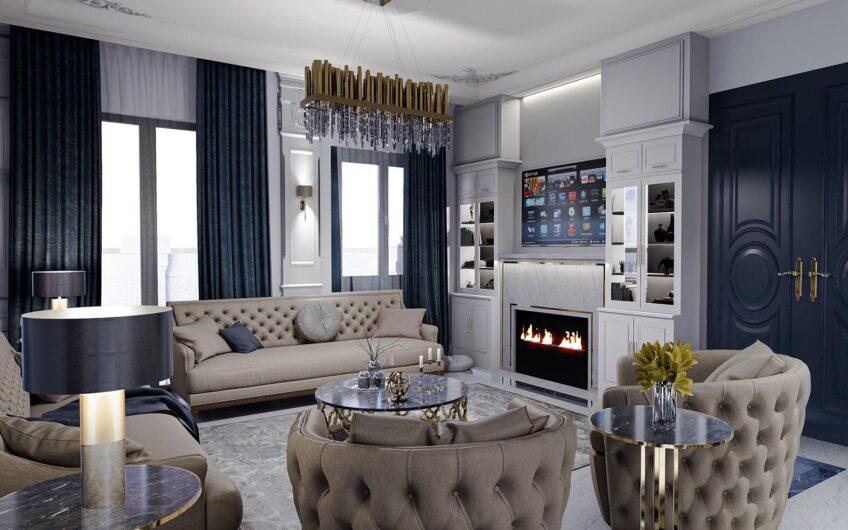 Ultra luxury villa for sale in alanya
